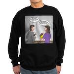 Rice Cake Dilemma Sweatshirt (dark)