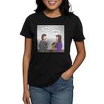 Rice Cake Dilemma Women's Dark T-Shirt