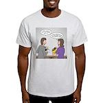 Rice Cake Dilemma Light T-Shirt