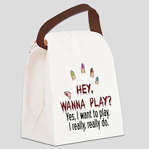 Dexter Canvas Lunch Bag