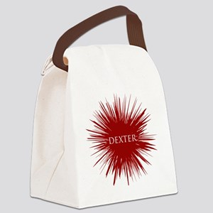 Bloody Dexter Canvas Lunch Bag