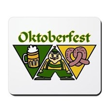 Oktoberfest Mousepad