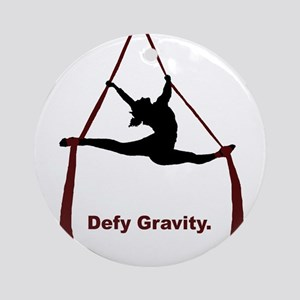 Defy Gravity Ornament (Round)