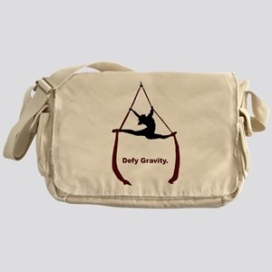Defy Gravity Messenger Bag