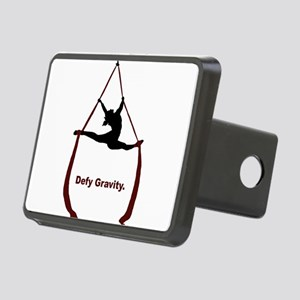 Defy Gravity Rectangular Hitch Cover