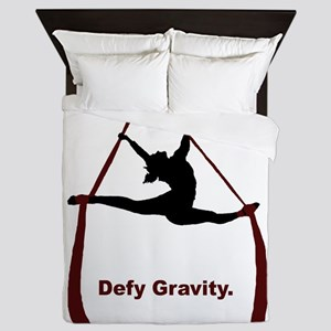 Defy Gravity Queen Duvet