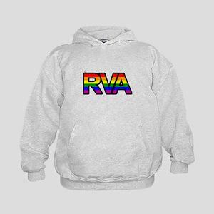 Go RVA LGBT Kids Hoodie