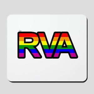 Go RVA LGBT Mousepad