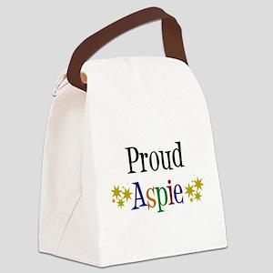 Proud Aspie Canvas Lunch Bag