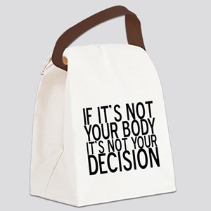 ProChoice Canvas Lunch Bag