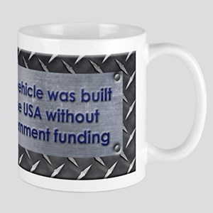 Built in the USA Mug