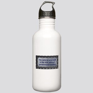 Built in the USA Stainless Water Bottle 1.0L