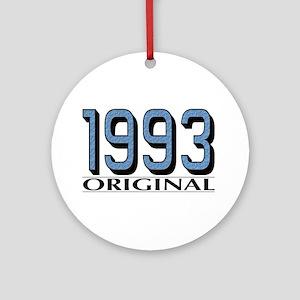 1993 Original Ornament (Round)