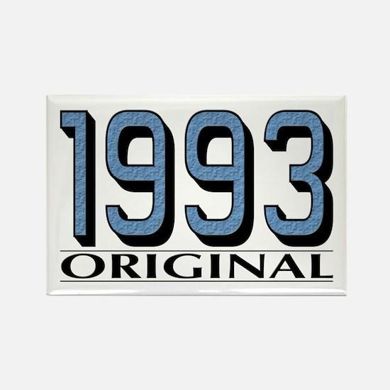 1993 Original Rectangle Magnet