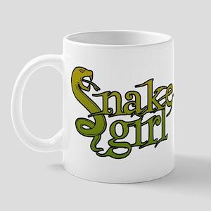 Snake Girl Mug
