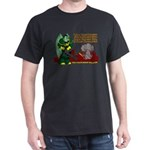 Half Dragon Space Marine Men's Dark T-Shirt