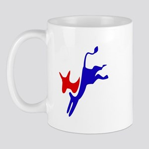 Democratic Party Donkey (Jackass) Mug