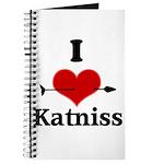 I Heart Katniss Journal