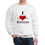 I Heart Katniss Sweatshirt