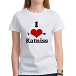 I Heart Katniss Women's T-Shirt