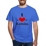 I Heart Katniss Dark T-Shirt