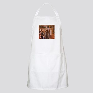 Reformation Day- October 31, 1517 Apron