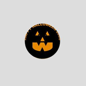 The Mean Pumpkin Shop Mini Button