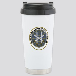 JSOC Stainless Steel Travel Mug