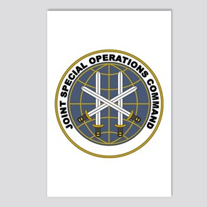 JSOC Postcards (Package of 8)