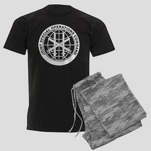 JSOC B-W Men's Dark Pajamas