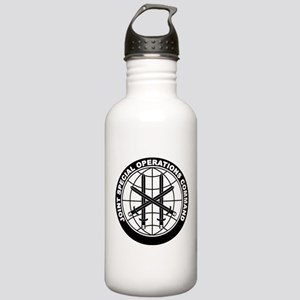 JSOC B-W Stainless Water Bottle 1.0L
