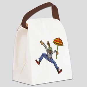 Circus time is anytime Canvas Lunch Bag