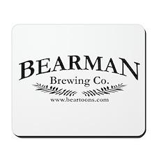 Bearman Brewing Company Mousepad