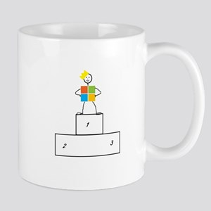 Microsoft is the winner Mug