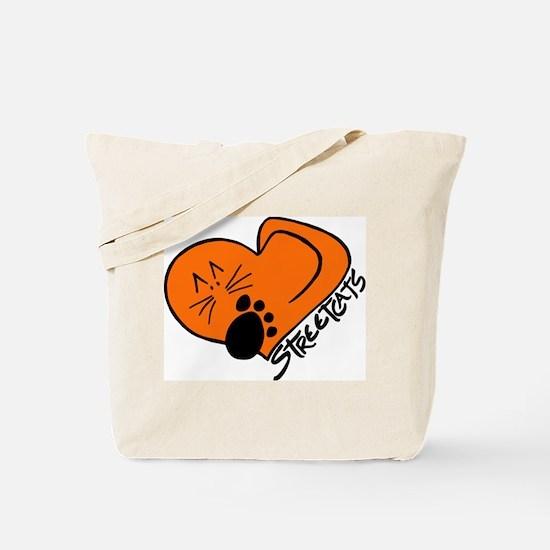 Streetcats Tote Bag