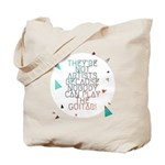 Theyre not artists Tote Bag
