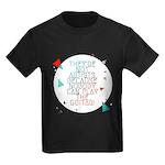 Theyre not artists Kids Dark T-Shirt
