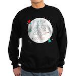 Theyre not artists Sweatshirt (dark)