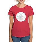 Theyre not artists Women's Dark T-Shirt