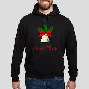 Jingle Balls Hoodie (dark)