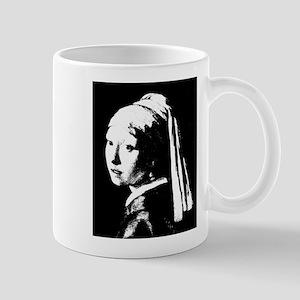 Vermeer, Girl with a Pearl Earring Mug