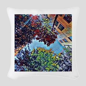 Asheville Woven Throw Pillow