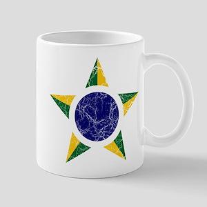 Brazil Roundel Mug