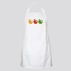 Apple Hearts Love to Teach Apron