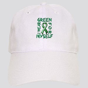I Wear Green for Myself.png Cap