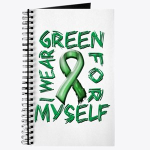 I Wear Green for Myself.png Journal