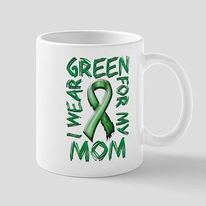 I Wear Green for my Mom Mug