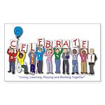 highschoolT2 Sticker (Rectangle 50 pk)