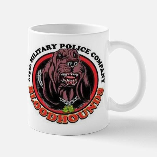 615th Military Police Company Mug