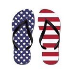 Stars And Stripes (FF) Flip Flops